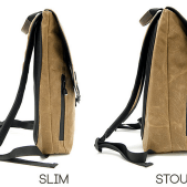 Gear Diary Waterfield Staad Is the Best Looking and Most Functional Backpack Ever! photo