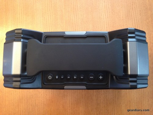 The top of the G-Boom.