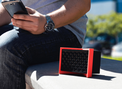 TYLT  Tunz  Portable Bluetooth Speaker