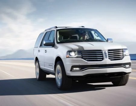 2015 Lincoln Navigator/Images courtesy Lincoln