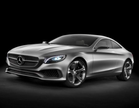 2015 Concept S-Class Coupe