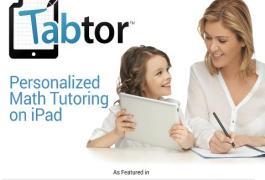 Tabtor Personal Math Tutoring