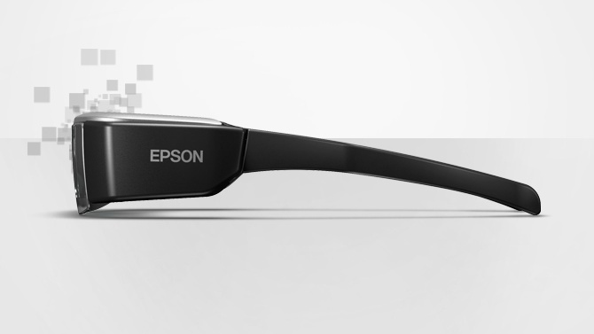 Epson Moverio BT200