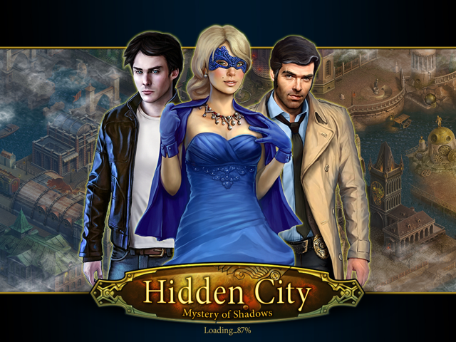Hidden City Free-to-Play