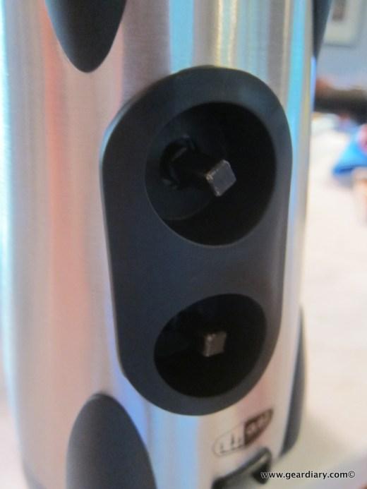 Blender gears