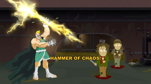 South Park: The Stick of Truth Review for PlayStation 3