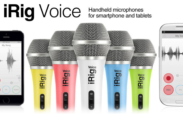 iRig Voice Brings Solid Performance at a Bargain Price!