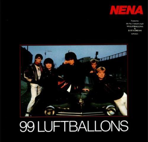 Nena+-+99+Luftballons+-+LP+RECORD-422751