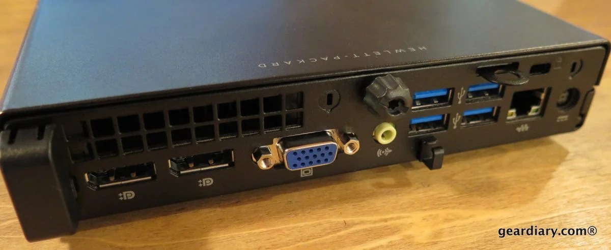 Hp Elitedesk 800 G1 Desktop Mini Business Pc Review