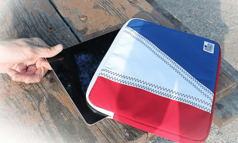 Sailor Bags Makes Laptop Bags and iPad Cases for Those with Sailing on The Brain 2