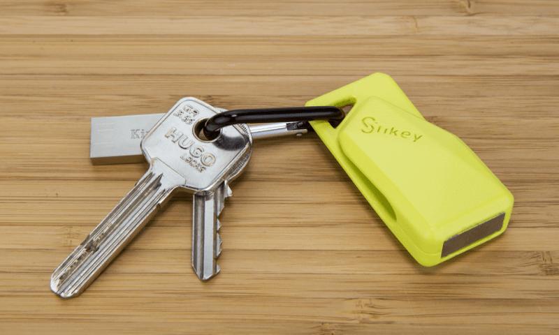 Stikey keychain