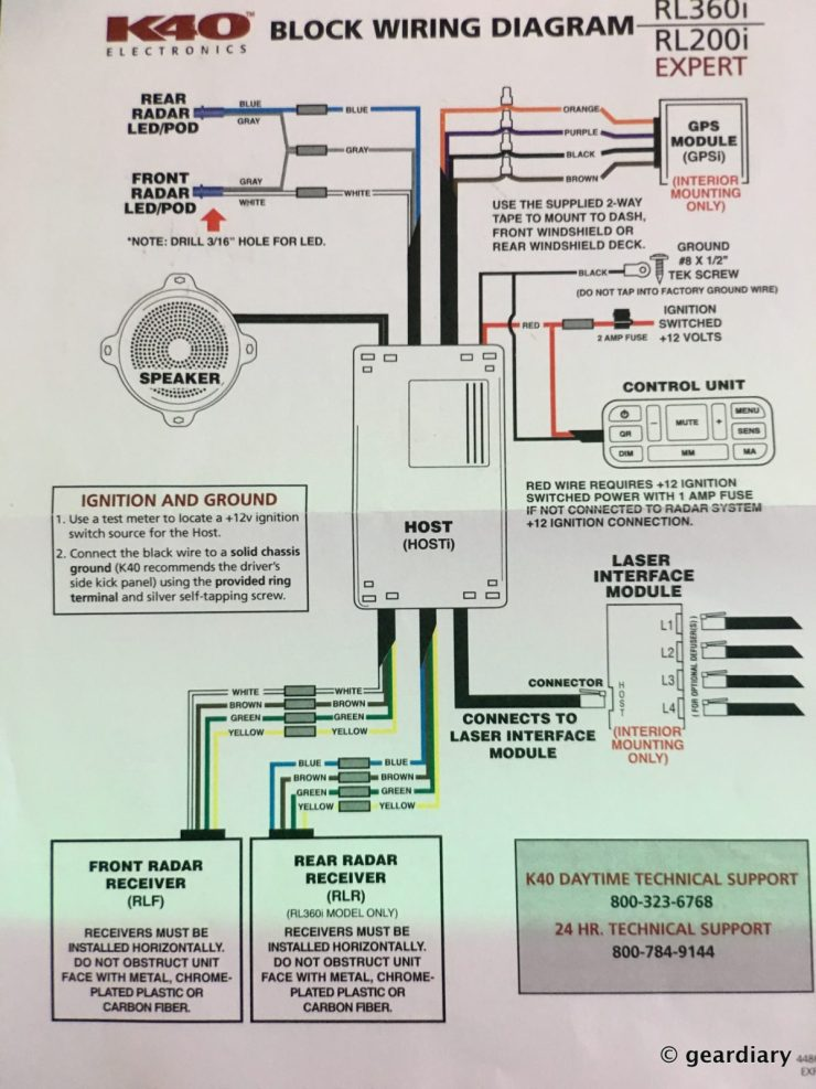 08-The-K40-RL360i-Custom-Installed-Radar-Detector.49 K Power Supply Wiring Diagram on kicker wiring diagram, t12 wiring diagram, m50 wiring diagram, k30 wiring diagram, pioneer wiring diagram, n20 wiring diagram, viper wiring diagram, alpine wiring diagram, k10 wiring diagram, sony wiring diagram, x50 wiring diagram, jvc wiring diagram, audiovox wiring diagram, kenwood wiring diagram,
