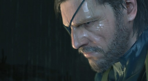 Solid Snake MGS5