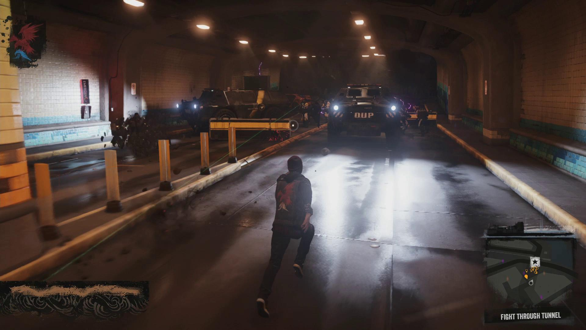inFAMOUS: Second Son - New Gameplay & Interview with Nate ...