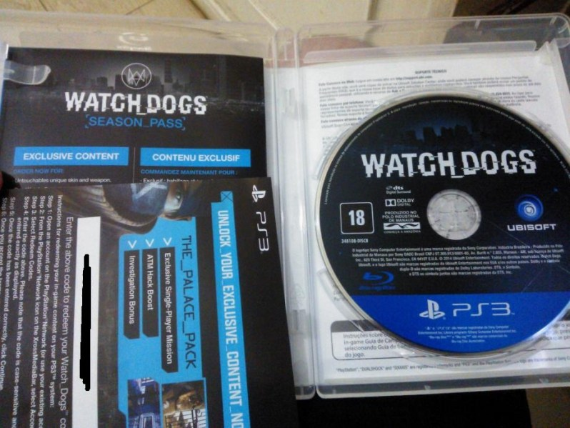 watch dog game