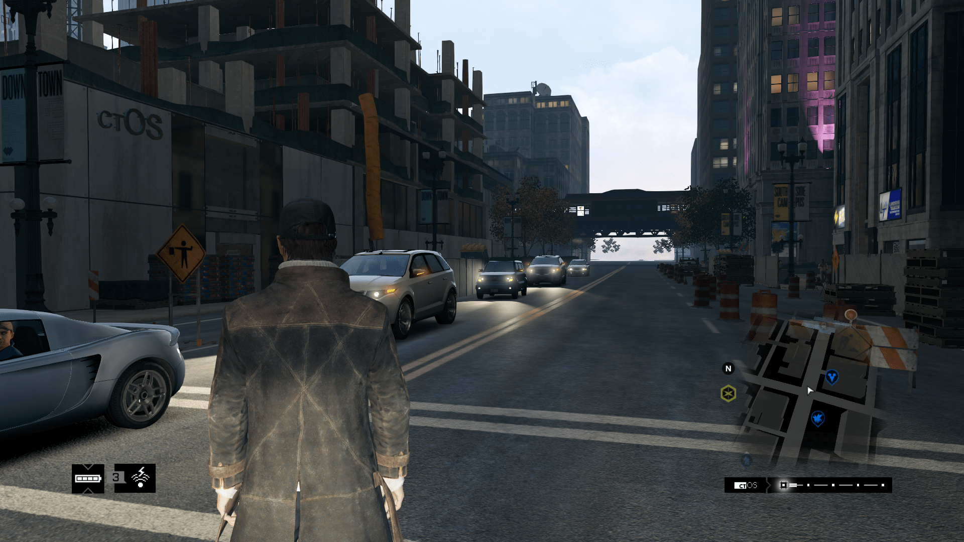 Watch Dogs  How To Turn On Ultra Texture Pack