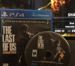 The Last of Us Remastered gets a brilliant new feature for the PlayStation 4