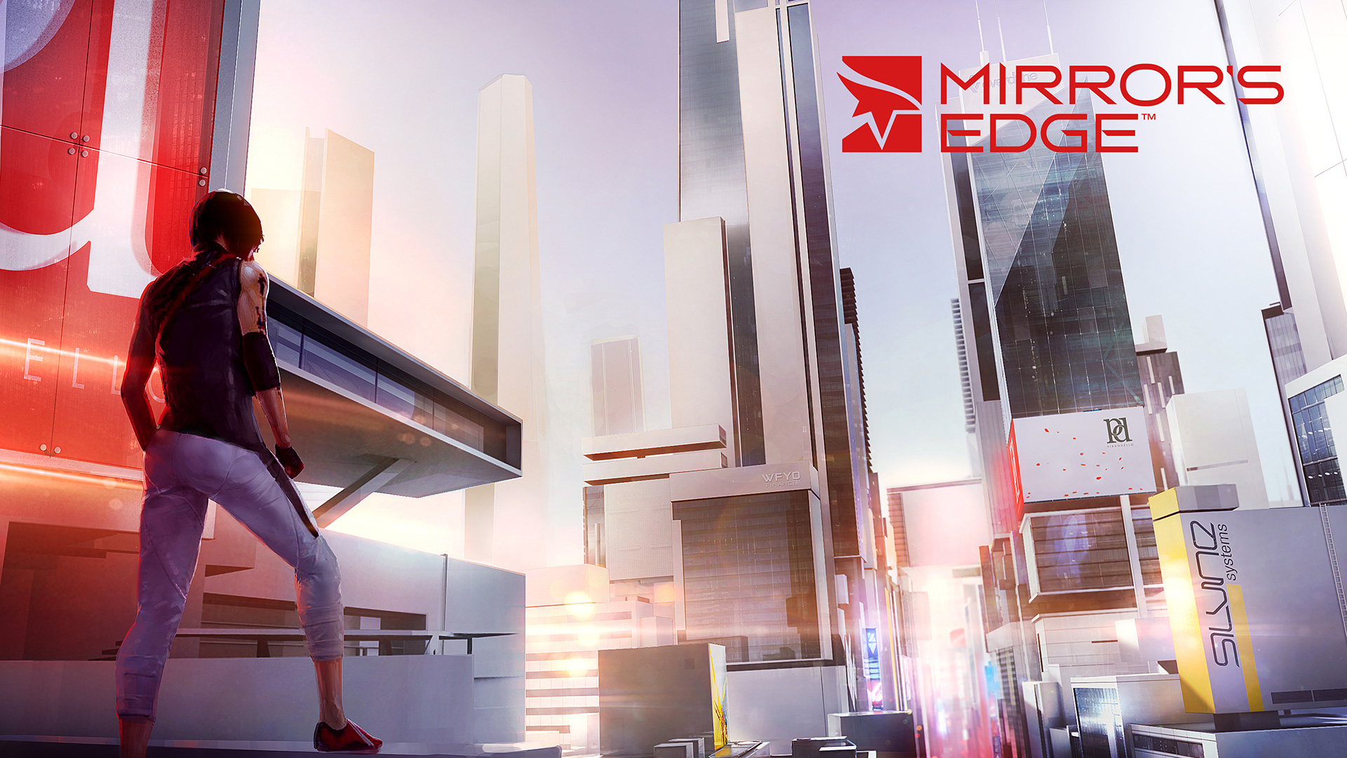 Mirror 39 s edge catalyst announced confirmed to not be a for Looking for mirrors