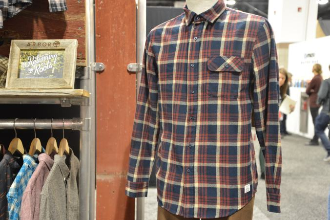 Arbor Collective Howland Flannel
