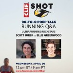 Clif's Facebook Chat With Ultrarunners Scott Jurek & Ellie Greenwood