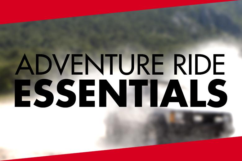 adventure ride