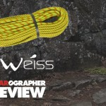 Review: Edelweiss Curve ARC 9.8MM Unicore Climbing Rope