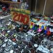 台北で一番大きな夜市「士林夜市」で靴や時計を購入!(雑貨•お土産編) (1)