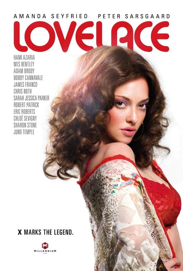 Poster do filme Inferno: A Linda Lovelace Story