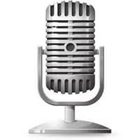 El micrófono quiere ser escuchado