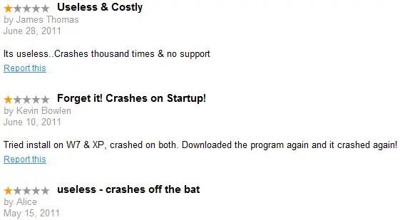 Review de Google Apps Backup