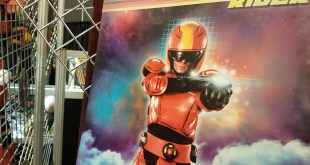 Comiccon de Montréal 2016 - Turbo Kid