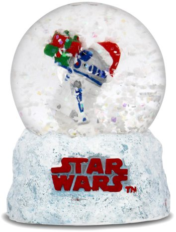 Snow Globe Star Wars