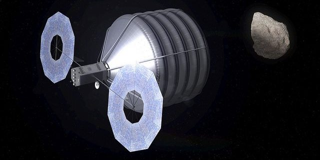 NASA Concept of Asteroid Capture in Progress
