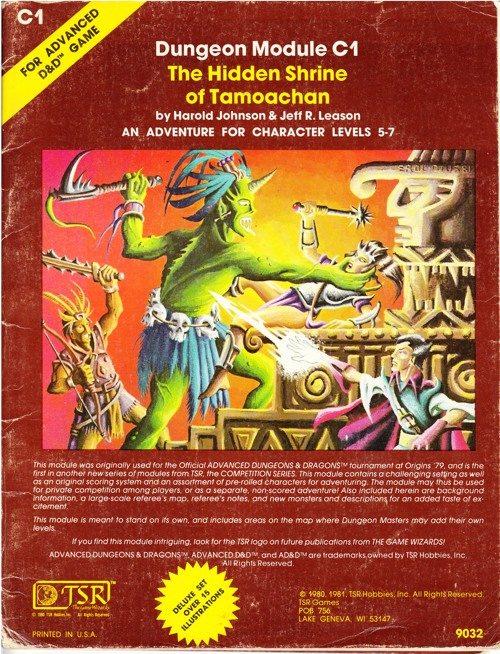 DMThe Hidden Schrine of Tamoachan