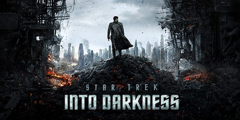 Star Trek Into Darkness, images courtesy Paramount