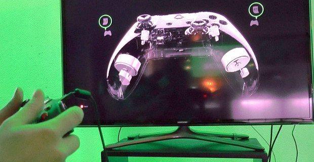 Xbox One Rumble Trigger Gamepad