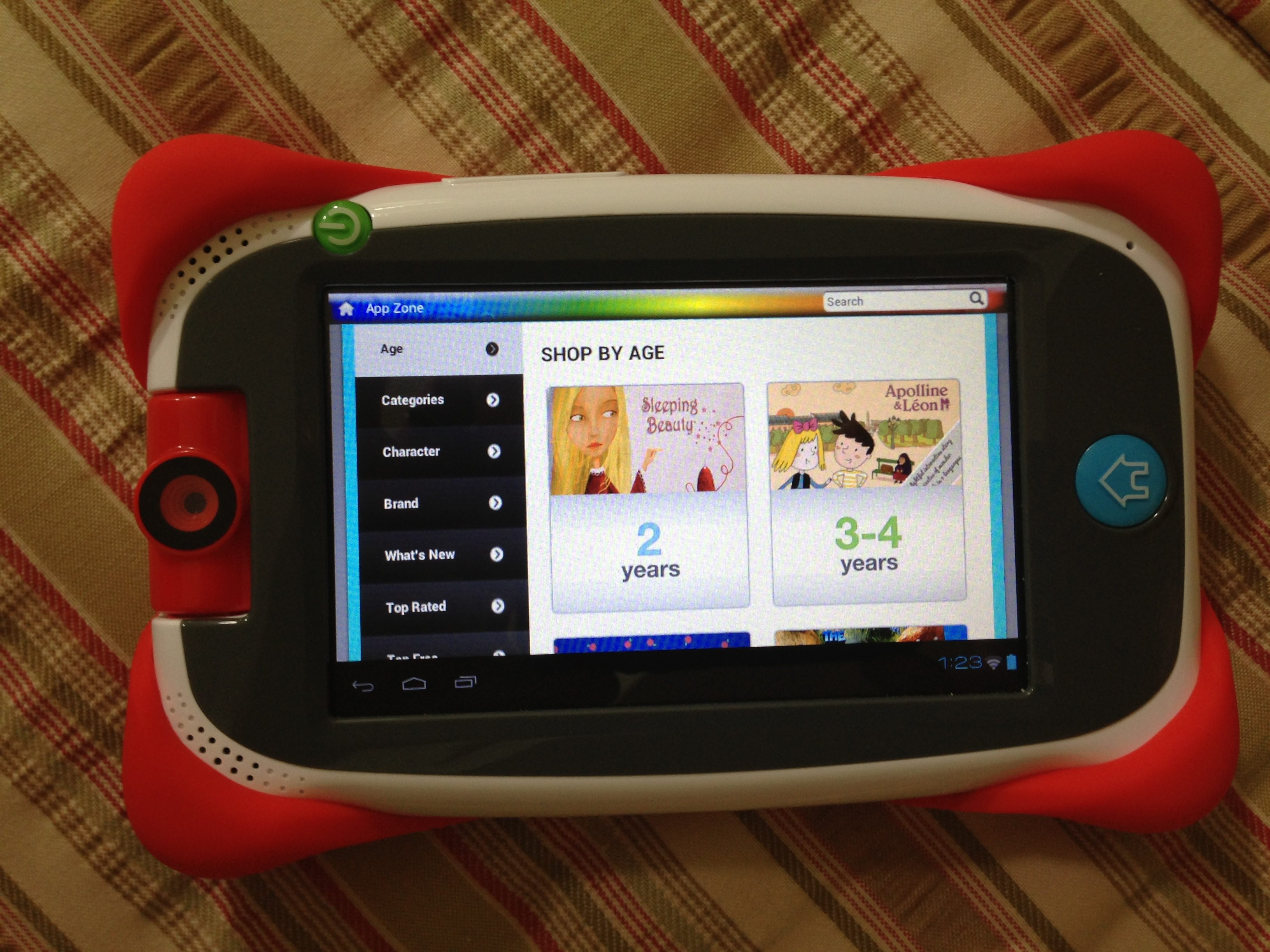 Nabi Jr Tablet and Wings Learning System Review