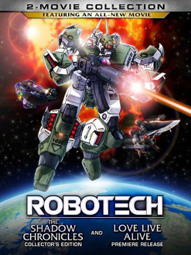 robotech 2 movie collection
