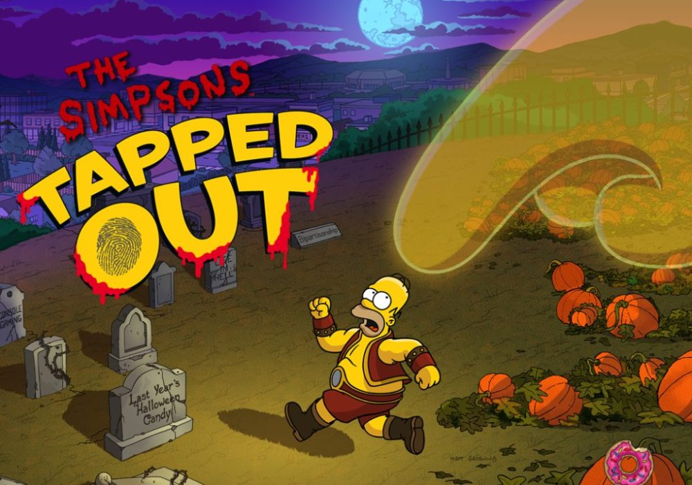 The Simpsons: Tapped Out Halloween Update is Out - GeekDad®