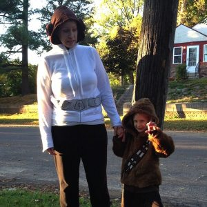 Calling the wookie short is liable to get your arms torn off. - Image Ryan Carlson 2013