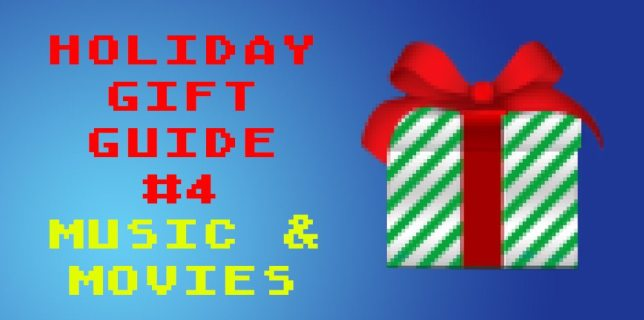 Holiday Gift Guide #4 – Marvelous Movies and Magnificent Music