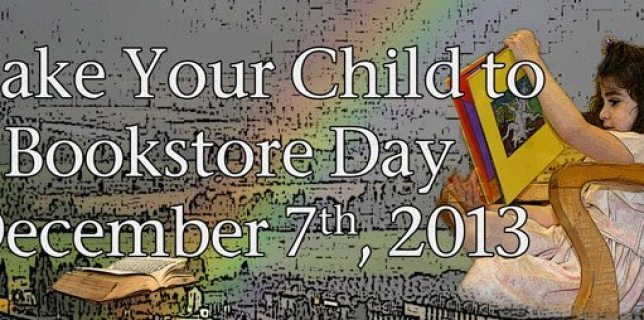 Take Your Child To A Bookstore