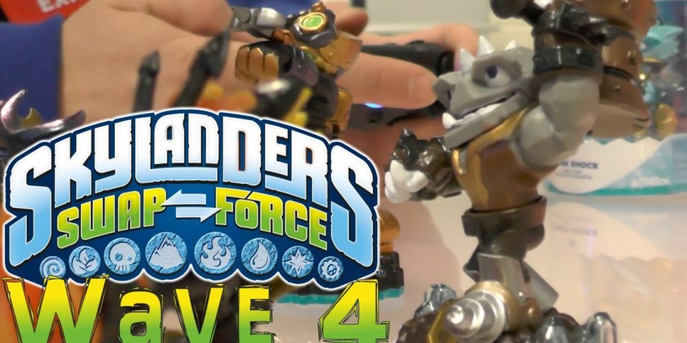 Skyanders 4 Interview