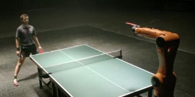 Ping Pong Duel