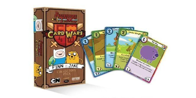 Card Wars Card Game Review When i Reviewed Card Wars
