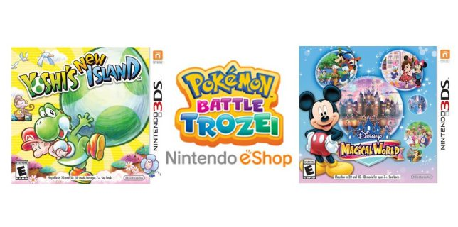 cute 3ds games