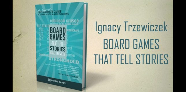 Board Games That Tell Stories