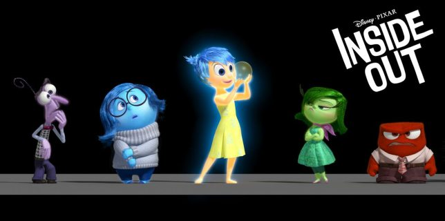 Sneak Peek: Pixar's <cite>Inside Out</cite>