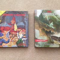 Old or New Version, D&D Is Still Inspiring