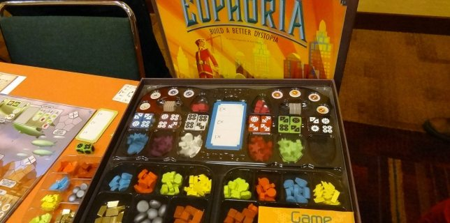 Game Trayz Euphoria